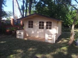 Садовый дом Christina