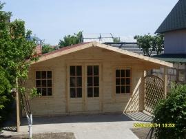 Специальный заказ садового домика №4