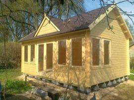 Садовый дом Claudia №2